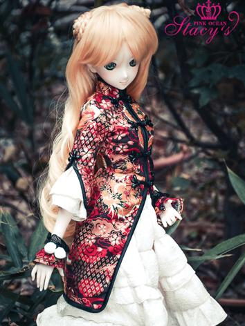 Custom-sized Clothes Girl Ancient Dress for MDD/MSD/SD/DD/65CM Ball-jointed Doll