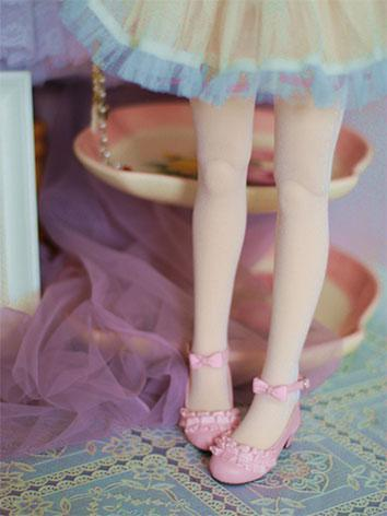 Bjd Girl/Female Black/Chocolate/White/Pink Shoes for YOSD Ball-jointed Doll