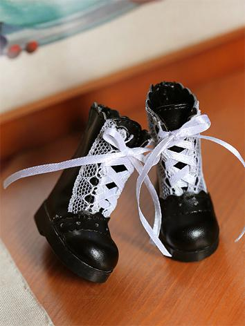 Bjd 1/6 Girl/Boy Short Boot...