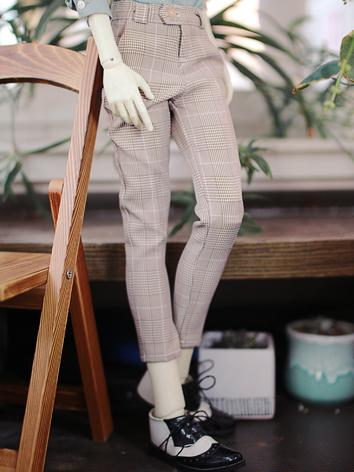 BJD Clothes Boy Gird Trousers Eighth Pants for SD/SD17/70CM/80CM Ball-jointed Doll