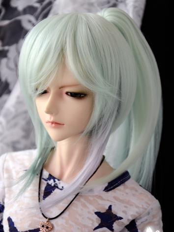 1/3 Wig Boy/Girl Mint Hair ...