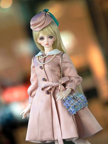 Bjd Clothes 1/3 Girl Pink D...
