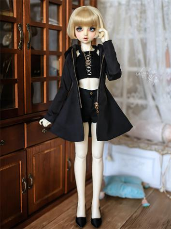 BJD Clothes Girl Suit for S...