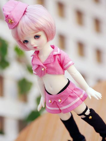 1/6 Clothes Girl/Boy Blue/P...