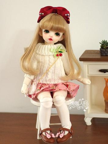 1/6 Clothes Girl Skirt Suit...