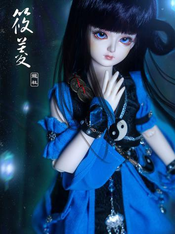 BJD Xiaoling 42cm Girl Ball...