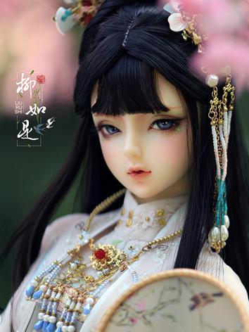 (AS Agency)Limited Edition BJD LiuRushi Girl 62cm Ball-Jointed Doll
