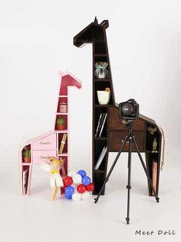 BJD Furniture Giraffe Cabin...