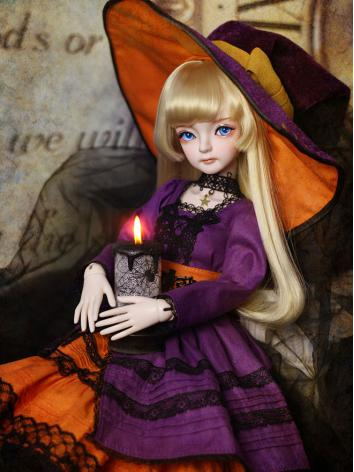 BJD Yuer 42.5cm Girl Ball-jointed doll_ALM 1/4 DOLL_ALM