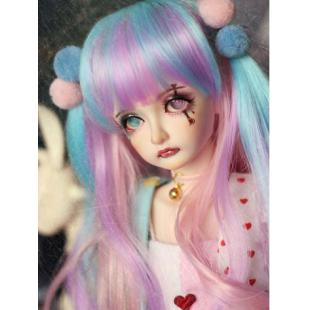BJD 42.5cm Anna Girl Ball Jointed Doll_1/4 size doll_True