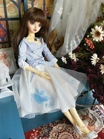 BJD Clothes Girl Dress Suit for SD Ball-jointed Doll