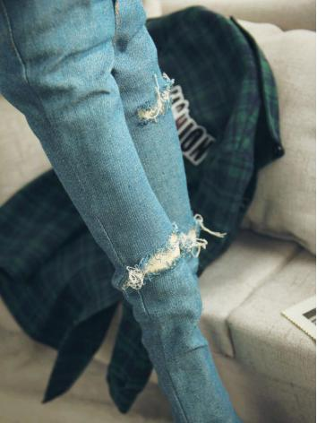 SD17 Boy Clothes Jeans Trou...