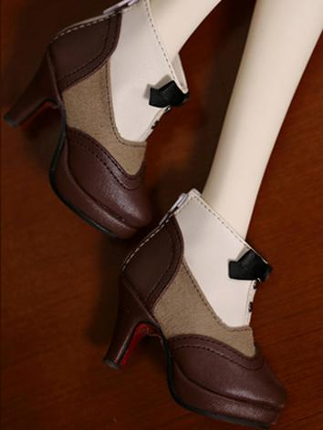 Bjd 1/3 Girl High-heels shoes for SD Ball-jointed Doll