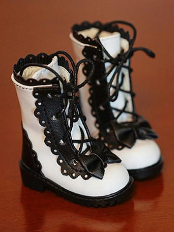Bjd 1/6 Girl shoes Boots for YOSD Ball-jointed Doll