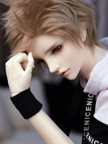 BJD Boy/Girl Black Wrist Gu...