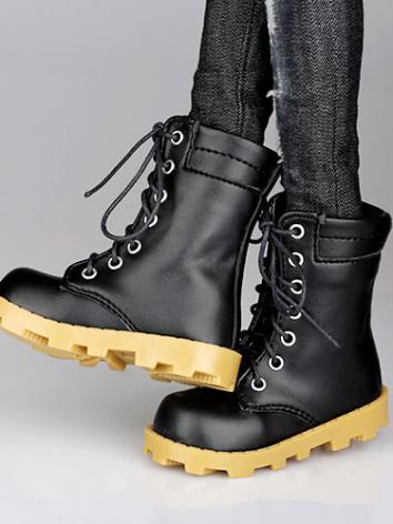 70cm Male Shoes Black Boots...