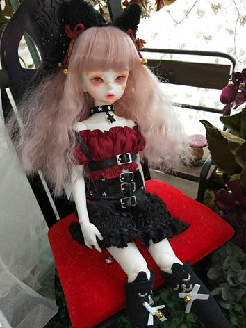 BJD Clothes Girl Gothic Sui...