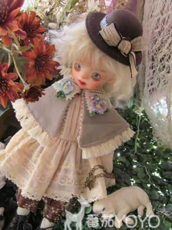 BJD Clothes Girl/Boy Suit f...