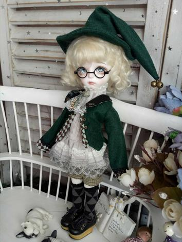 BJD Clothes Boy Scarecrow S...