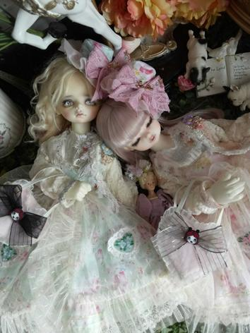 BJD Clothes Girl Princess L...