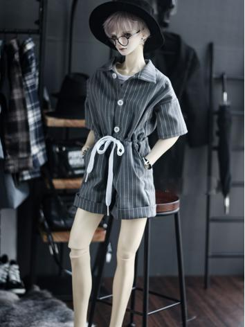 BJD SD17 Boy Clothes Gray S...