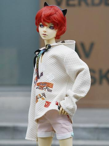 BJD Clothes Boy Sports Suit for 70cm/SD17/MSD/SD Size Ball-jointed Doll