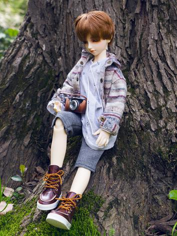BJD1/4 Clothes Boy Casual S...