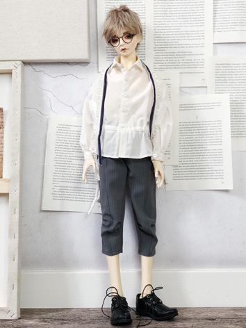 BJD Clothes Boy Shirt+Trousers Suit for MSD/SD13 Ball-jointed Doll BJD