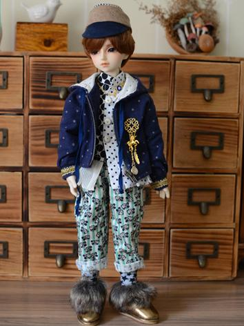 BJD 1/4 Clothes Boy Magic W...