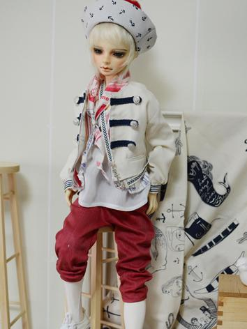 BJD 1/3 Clothes Boy Suit fo...