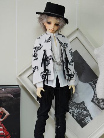 BJD Clothes Boy Suit for MS...