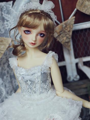 BJD Clothes Girl Lace Balle...