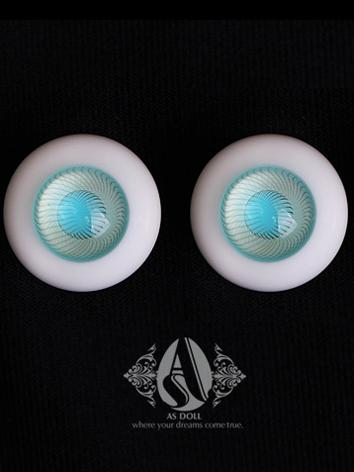 BJD Eyes 14mm mint green co...