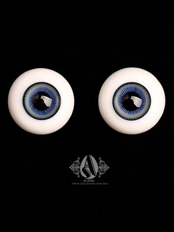BJD Eyes 14mm Blue eyeballs...