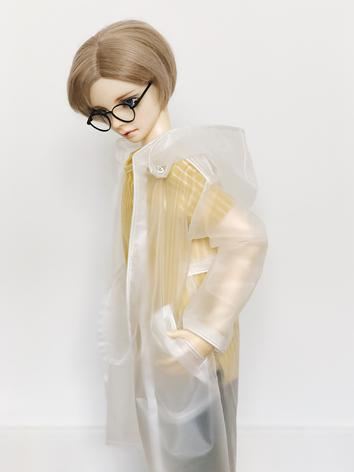 BJD Clothes Boy TPU Raincoa...