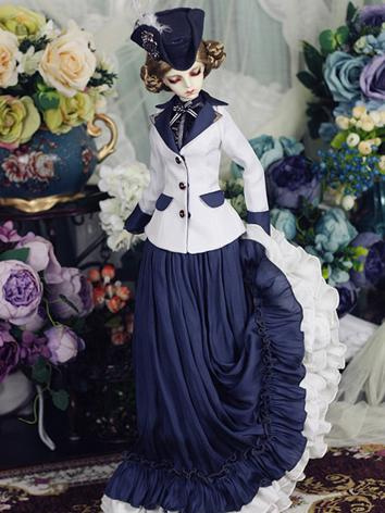 Bjd Clothes Girl Europe Lon...