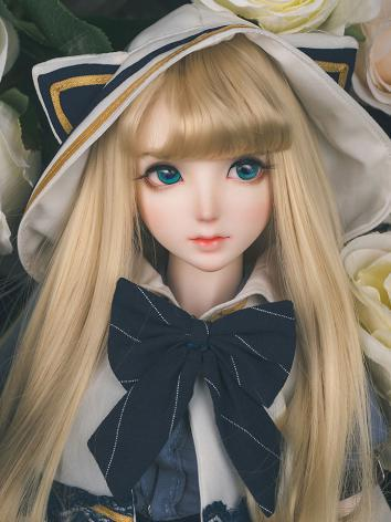 Limited 40 Sets Fullset BJD Alice01 Girl 56cm Ball-jointed Doll
