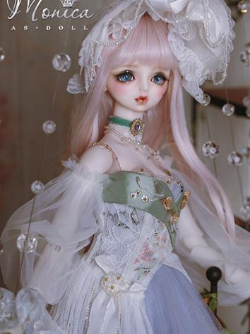BJD Clothes 1/3 female dres...