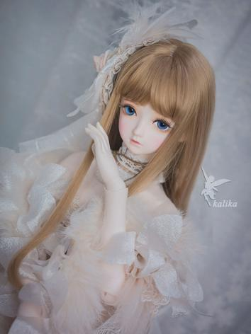 Bjd Clothes Girl White Outf...