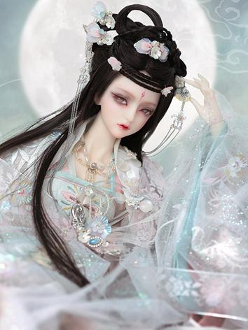 (AS Agency)Limited Edition BJD ChangE Girl 62cm Ball-Jointed Doll