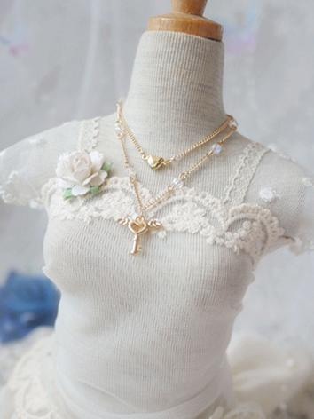 BJD Accessaries Decoration Double Necklace for SD Ball-jointed doll