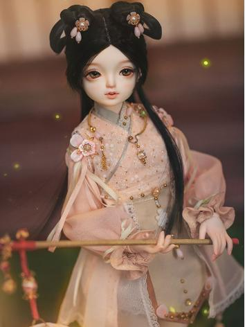 BJD Limited 70 Fullsets Autumn-Yue Girl 42.5cm Ball-jointed doll