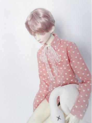 1/3 1/4 70cm Clothes Pink Shirt A233 for MSD/SD/70cm Size Ball-jointed Doll