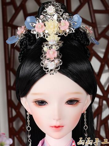 BJD Ancient Hairpiece Set for SD Ball-jointed doll
