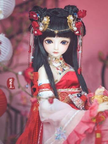 Limited 10 Fullsets BJD XiangSi SP 58cm Girl Ball-jointed Doll