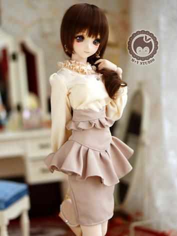 1/3 DD Clothes Girl Autumn ...