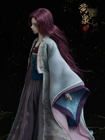 BJD 1/4 Yomi purple ancient...