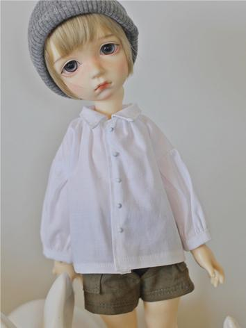 BJD Clothes 1/6 Girl White/...