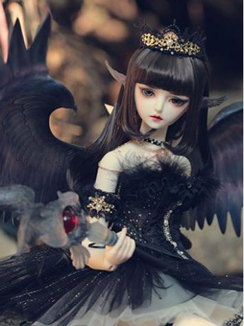 Limited 50 Fullsets BJD Yue 56cm Girl Ball-jointed doll