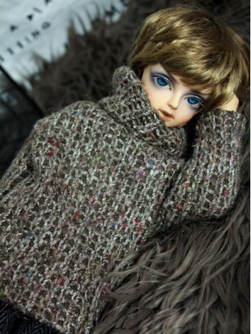 BJD Clothes Boy/Girl Dark G...